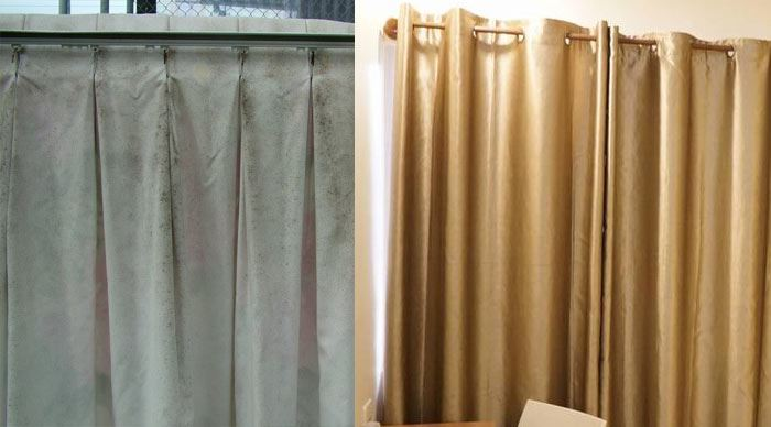 Curtain Cleaning Bunkers Hill
