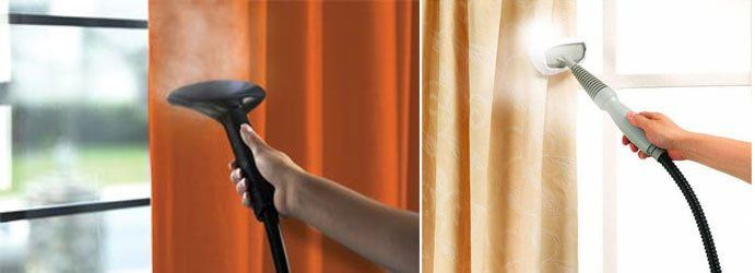 Steam Curtain Cleaning Service