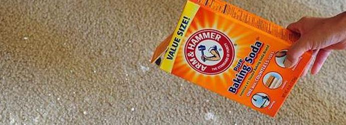 The Baking Powder On The Rug?