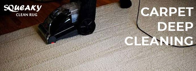 Steps For Carpet Deep Cleaning