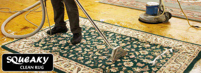 Rug Cleaning The Gap