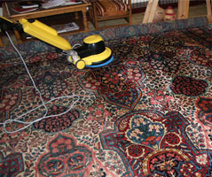Persian Rugs Cleaning King Valley