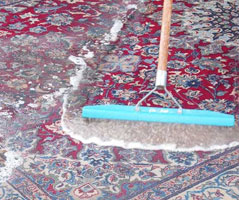 Wool Rug Cleaning Burkes Flat