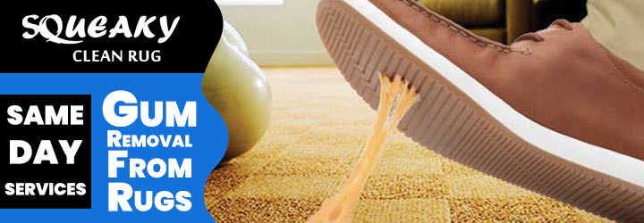 Carpet Gum Removal