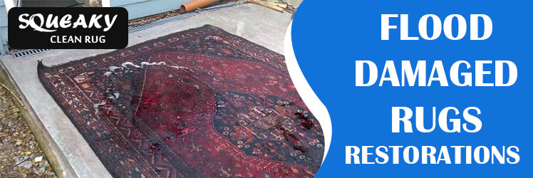 Flood Damaged Rugs Restorations
