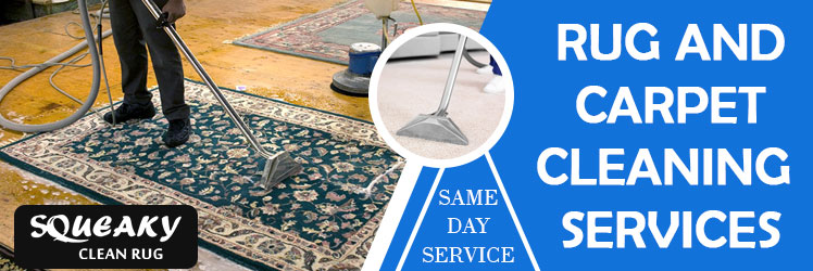 Rug and Carpet Cleaning Mullion