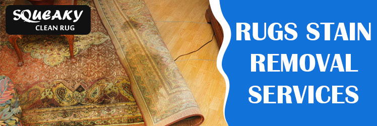 Rugs Stain Removal Services