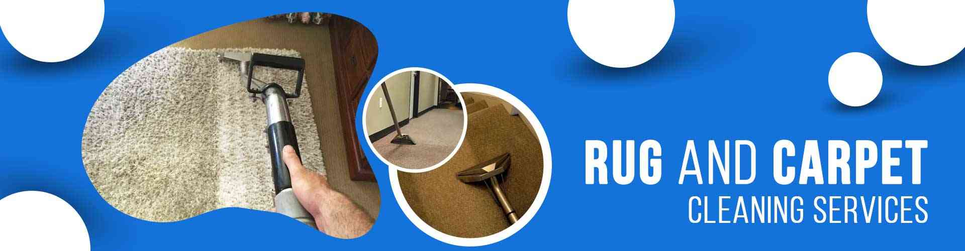 Rug and Carpet Cleaning Services