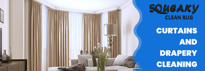 Curtains and Drapery Cleaning Services
