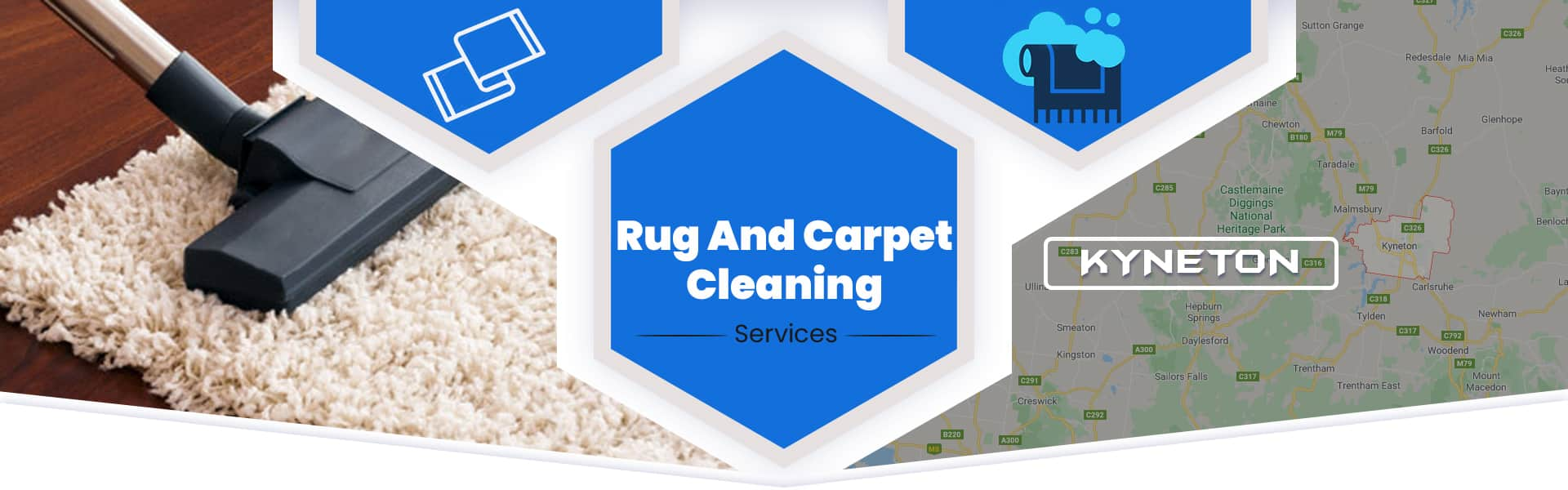 Rug and Carpet Cleaning Kyneton