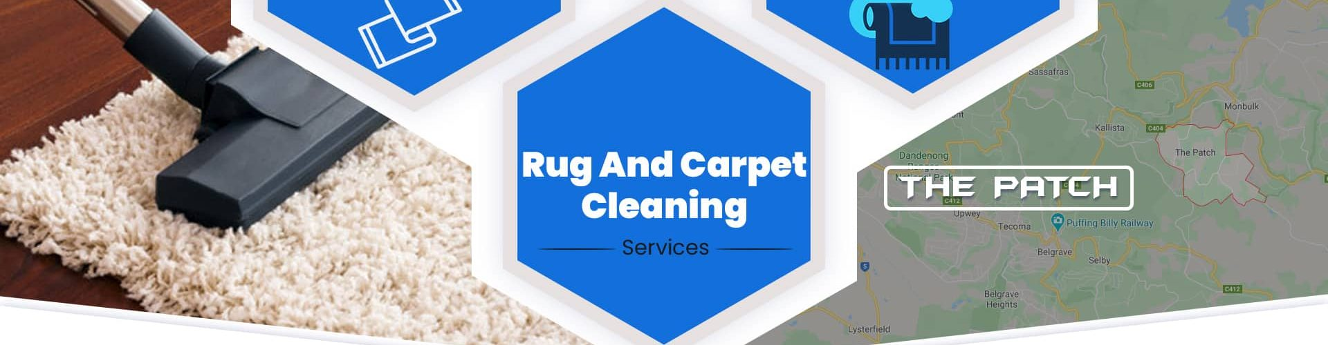 Rug and Carpet Cleaning The Patch