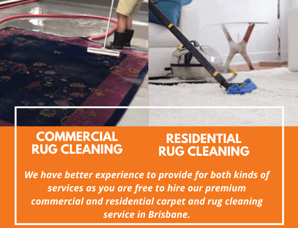 Rug Cleaning Services Brisbane