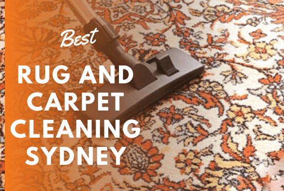 Rug and Carpet Cleaning Sydney