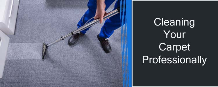 Cleaning your Carpet Professionally