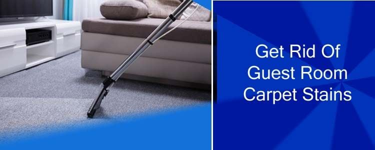 Get Rid of Guest Room Carpet Stains