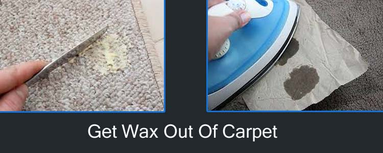 Get Wax Out of Carpet