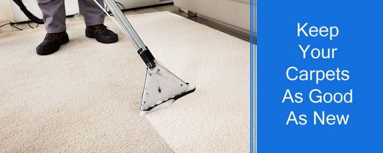Keep Your Carpet As Good As New