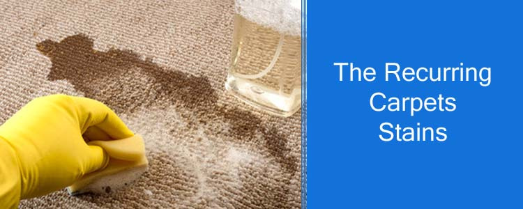 The Recurring Carpet Stains