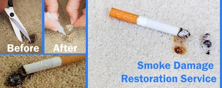 Smoke Damage Restoration Service